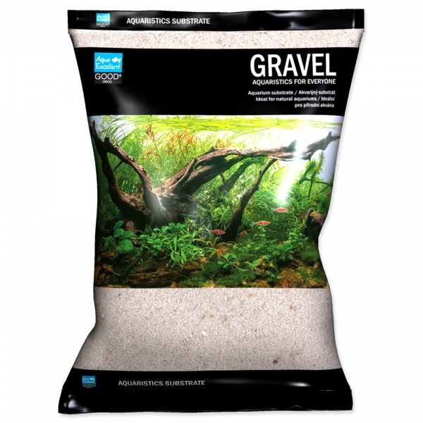 Aqua Excellent křemičitý písek 1,5 mm (3kg)