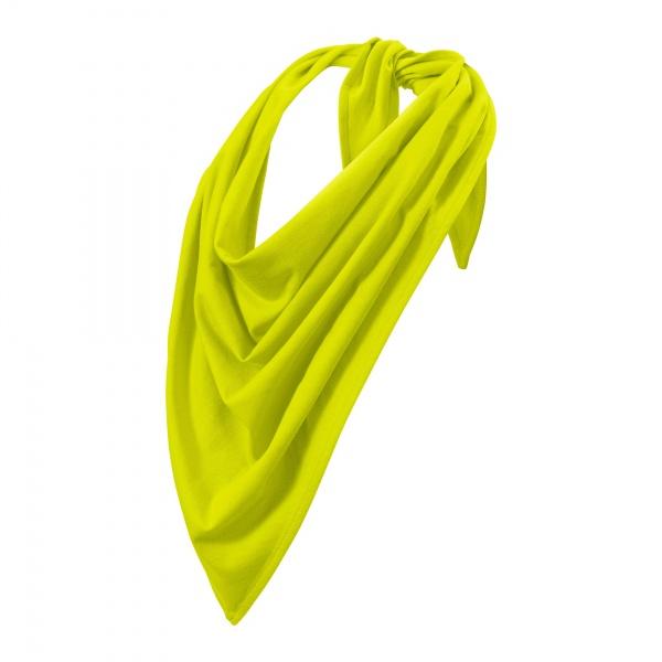Šátek limetkový
