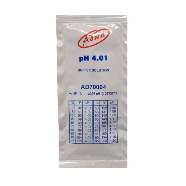 ADWA Kalibrační roztok pH 4.0,  20 ml