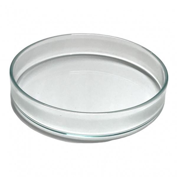Skleněná miska pro krmení krevetek 80 mm