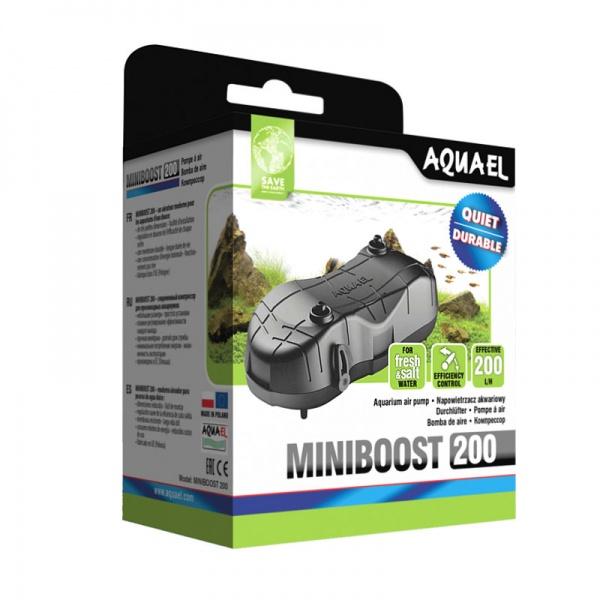 AquaEl Miniboost 200 vzduchovací motorek