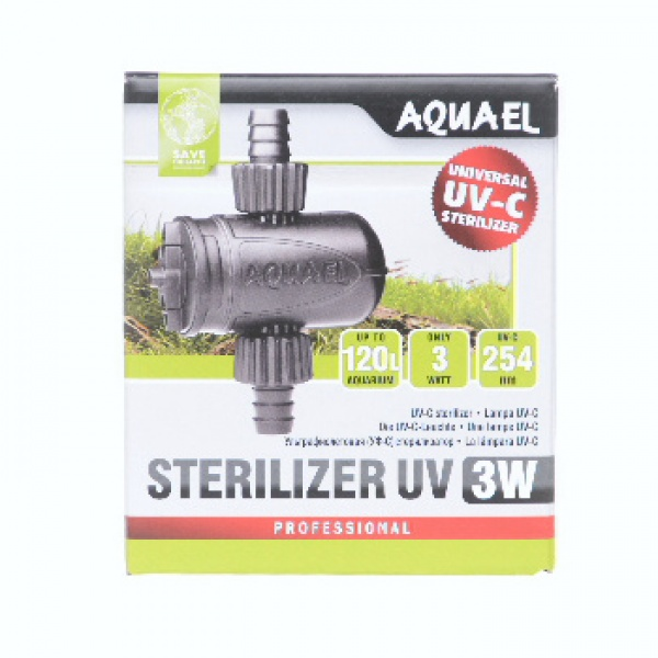 AquaEl UV-C sterilizer professional 3W