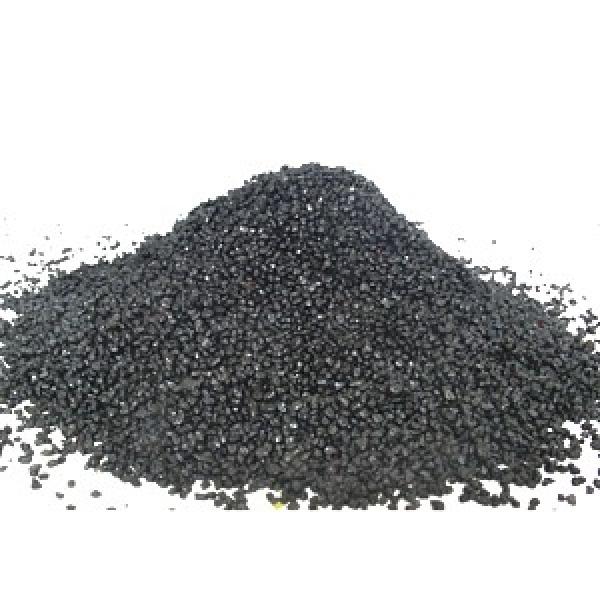 Písek akvarijní 0.6 - 1.2 mm - černý nano, 25kg