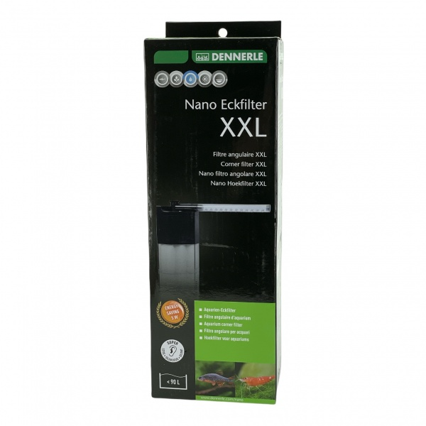 Dennerle Nano Clean Eckfilter XXL