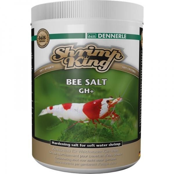 Dennerle Minerální sůl Shrimp King Bee Salt GH+ 1000g