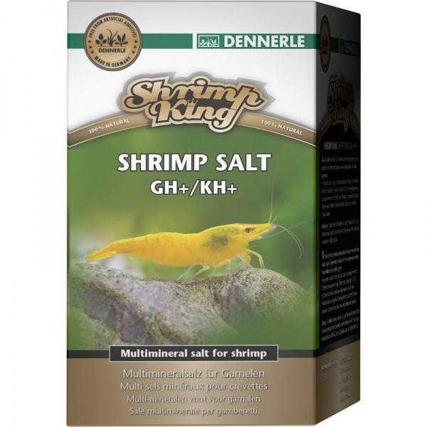 Dennerle Minerální sůl Shrimp King Shrimp Salt GH/KH+ 200g