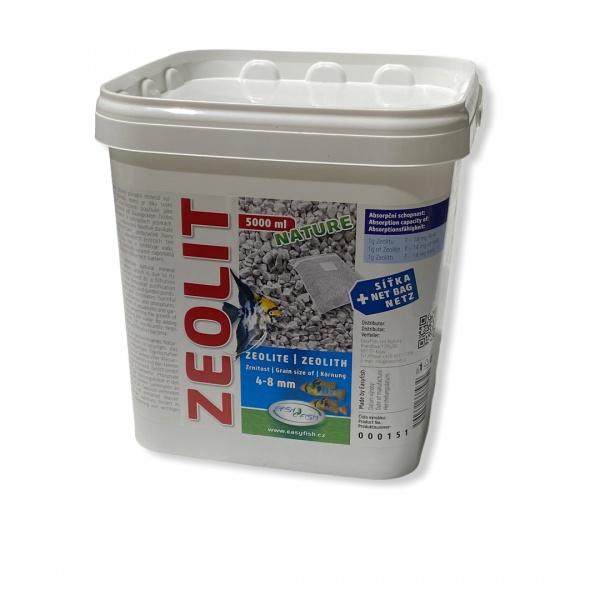 EashFish Zeolit 5 litrů + filtrační síťka
