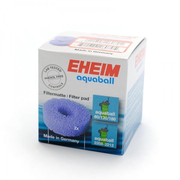 Eheim Aquaball - Filtrační bio vložka  (2ks)  pro Aquaball a Biopower