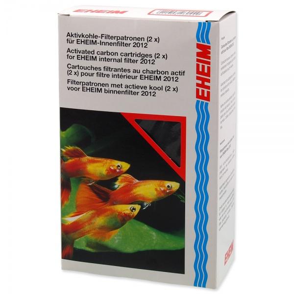 Eheim Pick-Up 2012 náhradní filtr. vložka s aktivním uhlím (2ks)