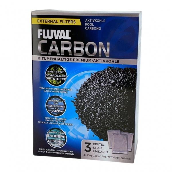 Fluval Uhlí aktivní 300g