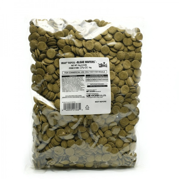 Hikari Tropical Algae Wafers 1000g