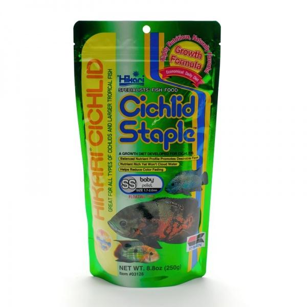 Hikari Cichlid Staple Baby pellet 250g