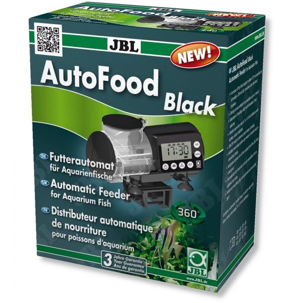 JBL AutoFood Black automatické krmítko (černé)