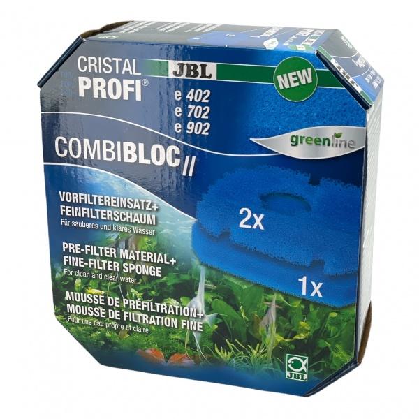 JBL Combibloc II CristalProfi e402, e702, e902