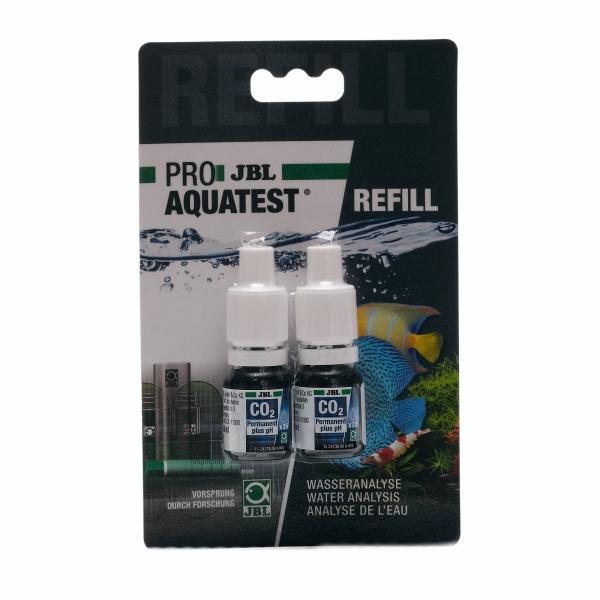 JBL PRO Aquatest náhradní náplň refill pro Permanent CO2 plus pH