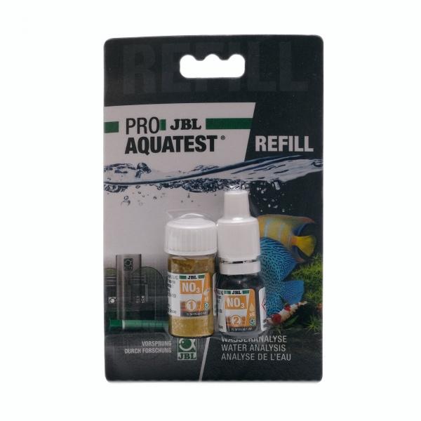 JBL PRO Aquatest náhradní náplň refill pro NO3 test (dusičnany)