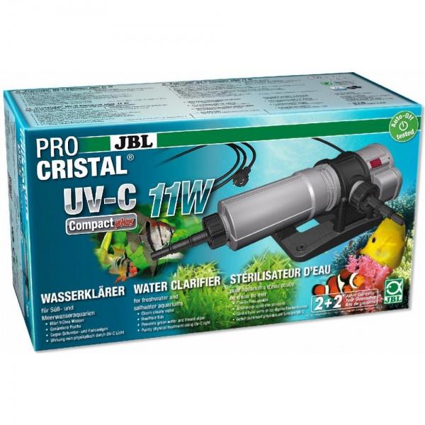 JBL ProCristal UV-C Compact plus sterilizátor 11W