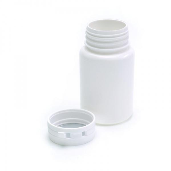 Plastová lahvička s narážecím víčkem 75 ml