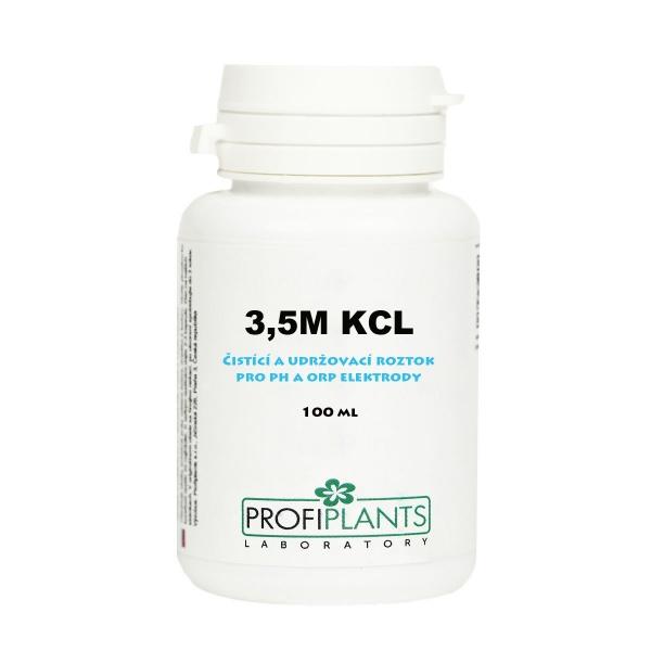 Profiplants Čistící a udržovací roztok KCL pro pH a ORP elektrody 100 ml