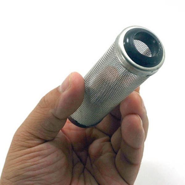 Ochranné sítko na nasávání filtru 16mm