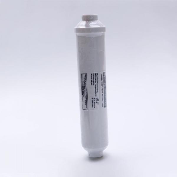 Inline sedimentační filtr