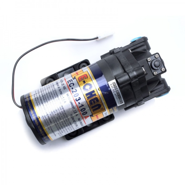 Pomocné čerpadlo e chen 100GPD pro reverzní osmozy