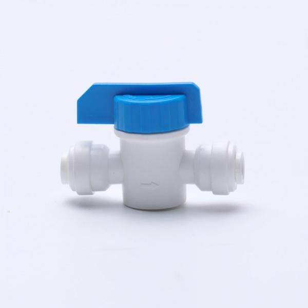 Quick kulový ventil (kohout) 1/4 hadička