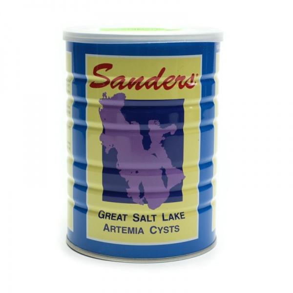 Sanders Artemia cysts Premium 90% - 425g
