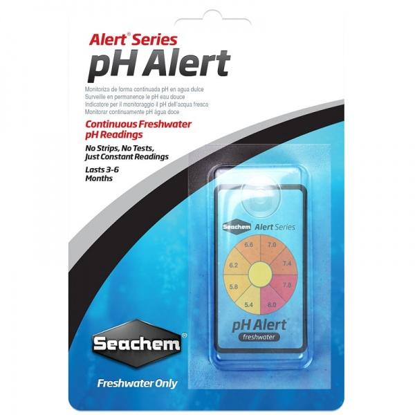 Seachem test pH Alert permanentní