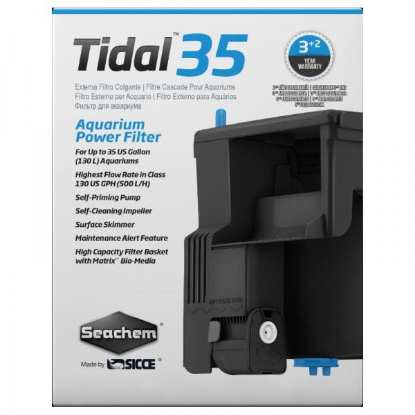Seachem Vnější filtr TIDAL 35
