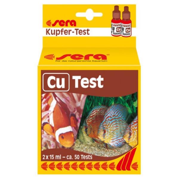Testy Cu (měď)