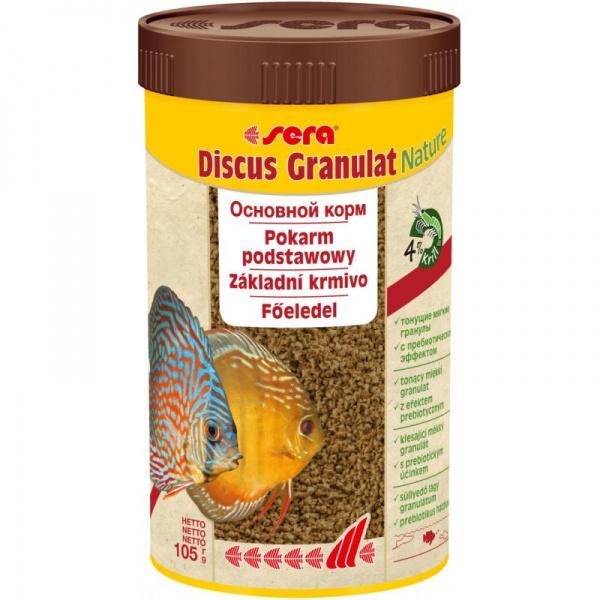 Sera Discus granulat Premium NATURE 1000ml