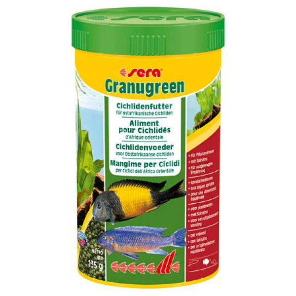 Sera Granugreen NATURE 1000ml