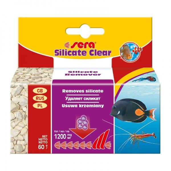 Sera Silicate clear 60g