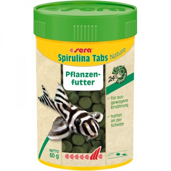 Sera Spirulina tabs NATURE 100 tablet