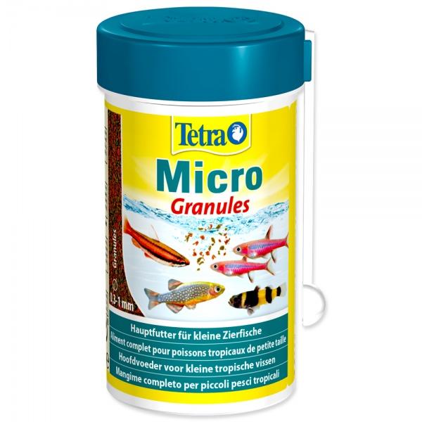 Tetra Micro Granules 100 ml