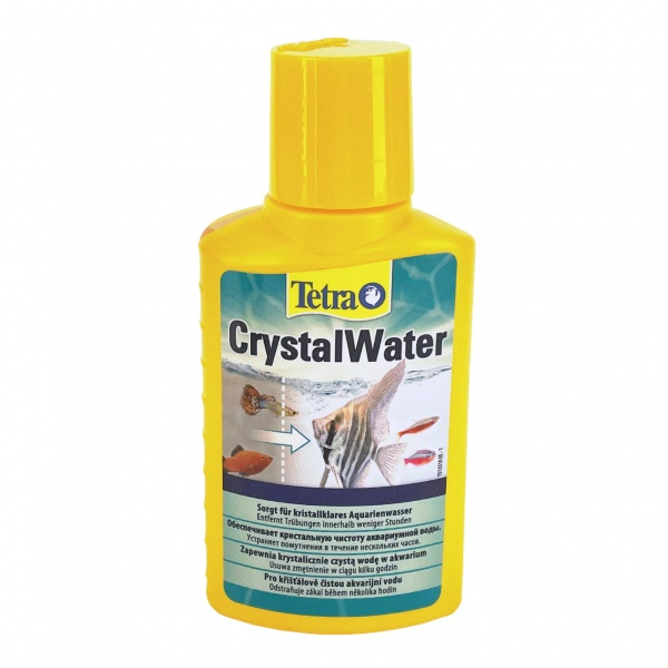 TetraAqua Crystal Water 100ml