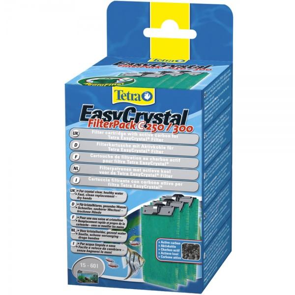 TetraTec náplň Easy Crystal 250 / 300 s aktivním uhlím