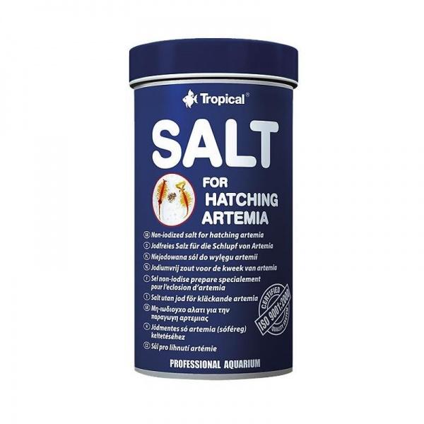 Tropical Sůl pro líhnutí artemie 250 ml
