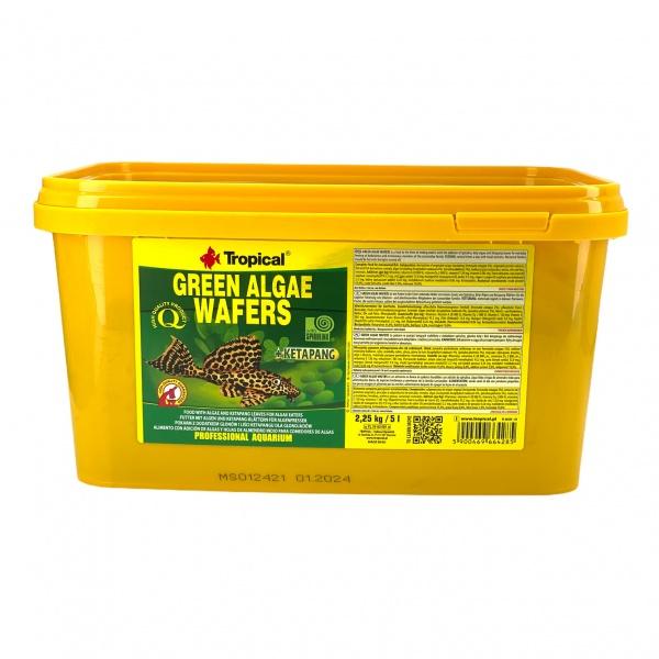 Tropical Green Algae Wafers 5000ml (2,25 kg)