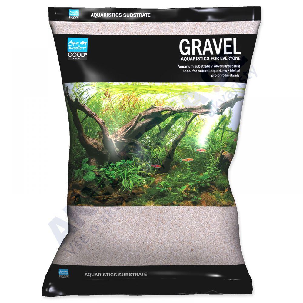 Aqua Excellent křemičitý písek 0,5 mm (3kg)