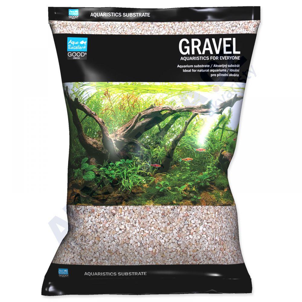 Aqua Excellent křemičitý písek 2,5 mm (3kg)