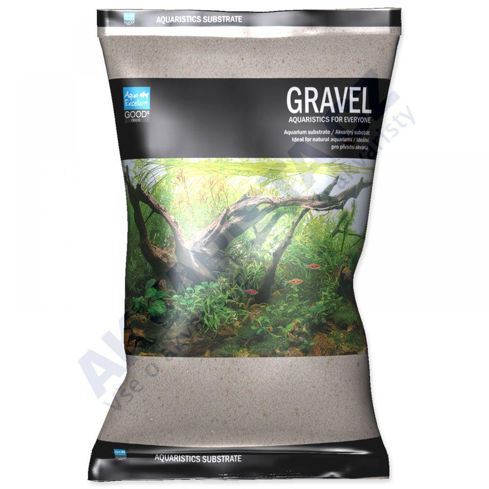 Aqua Excellent křemičitý písek 1,5 mm (8kg)