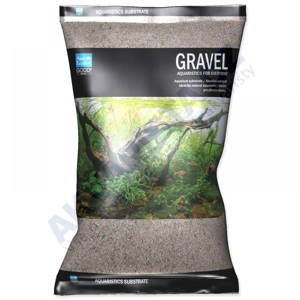 Aqua Excellent křemičitý písek 2,5 mm (8kg)