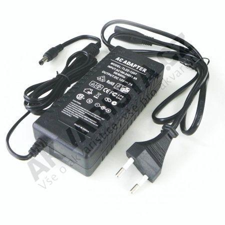 Napájecí adapter (zdroj) 12V - 7A