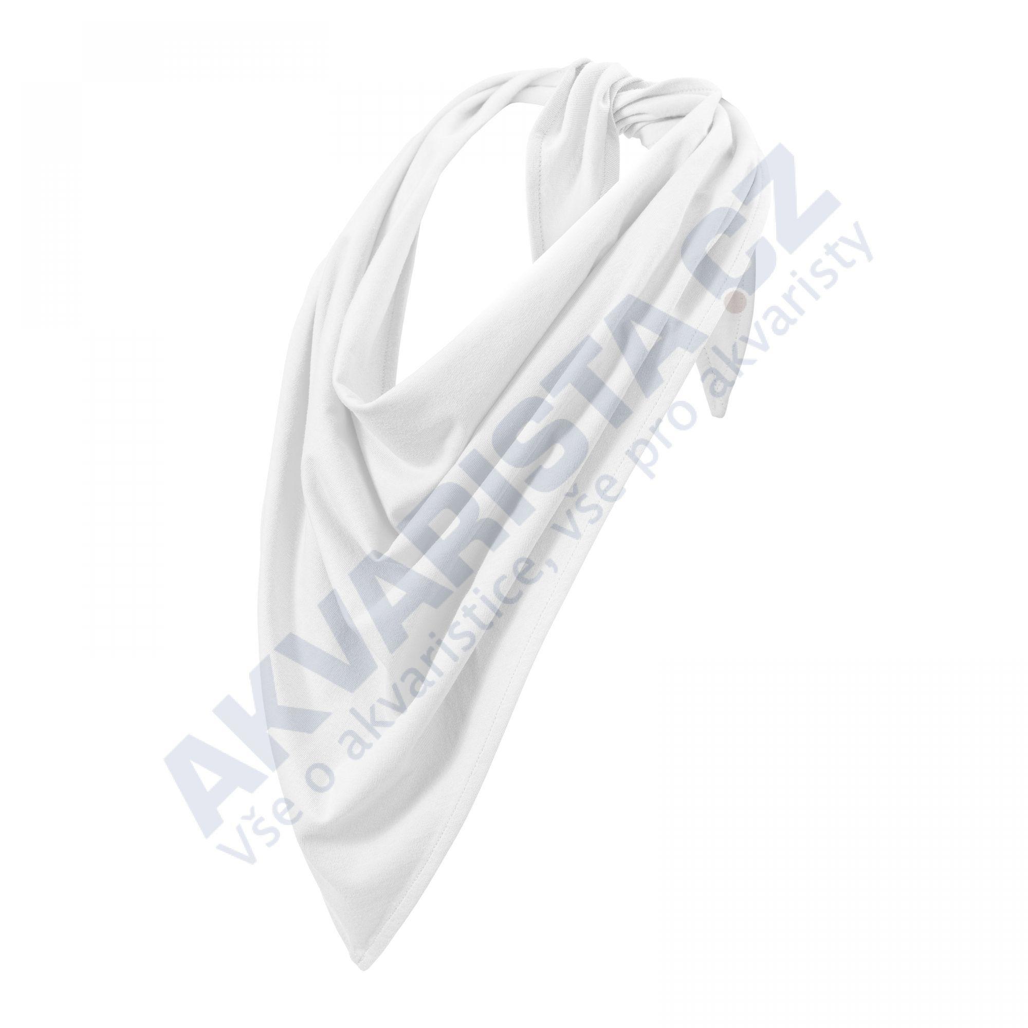 Šátek bílý