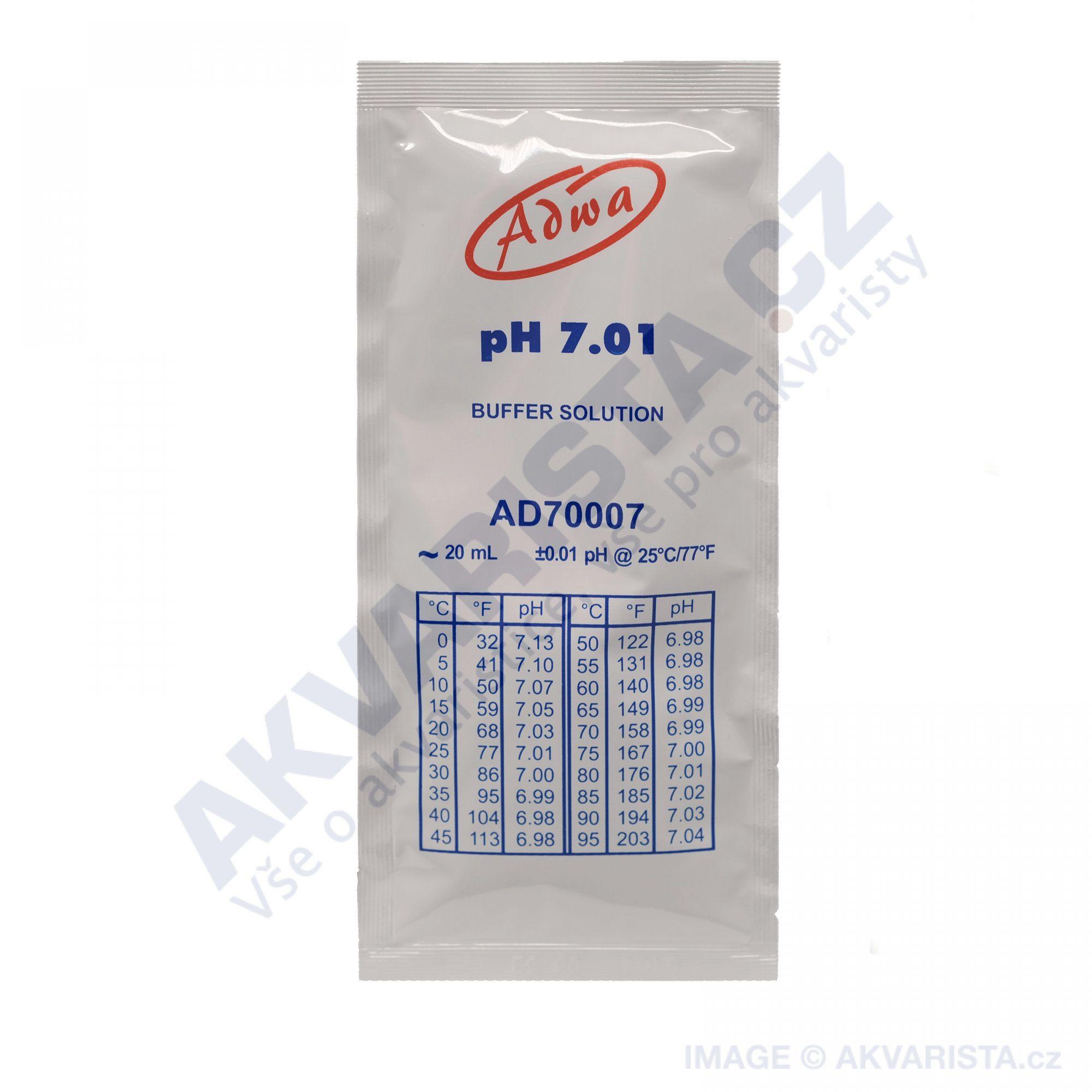 ADWA Kalibrační roztok pH 7.0,  20 ml