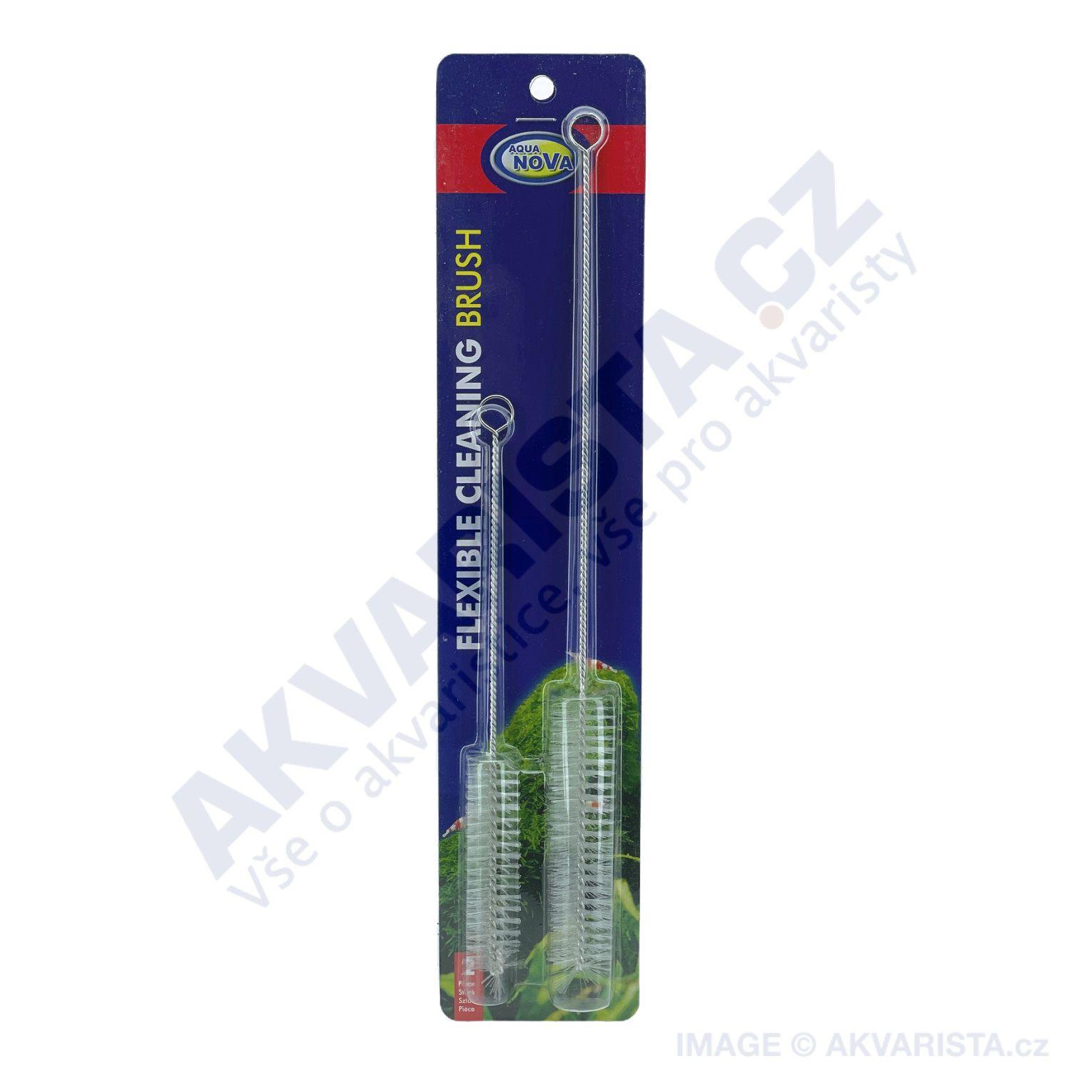 Aqua Nova Čistící kartáče sada 20+30 cm