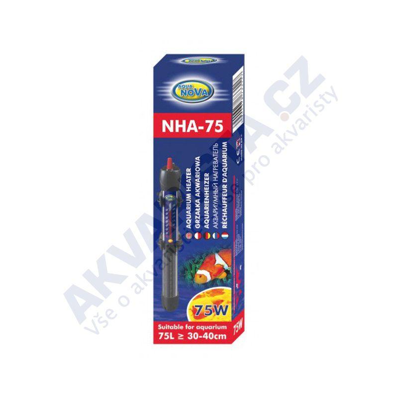 Aqua Nova topítko 75W