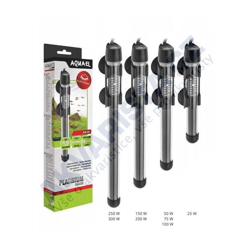 AquaEl Platinum Heater akvarijní topítko 25W
